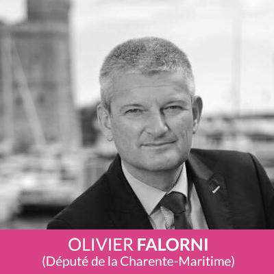 Olivier Falorni, parrain de la campagne pour le Don d'Organes